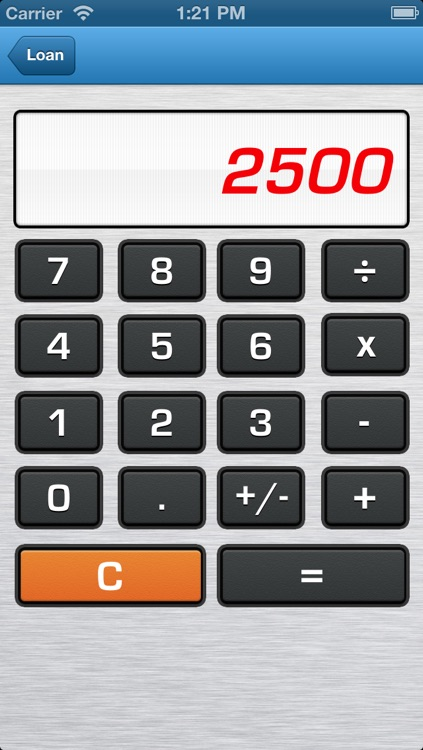 Loan Calculator - Auto, Bank, & Personal Loans screenshot-4