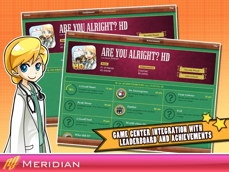 Are You Alright? for iPad - Hospital Time Management Game screenshot-4