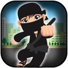A Ninja Kid attacco Planet Earth - GRATIS Addictive Run gioco icon
