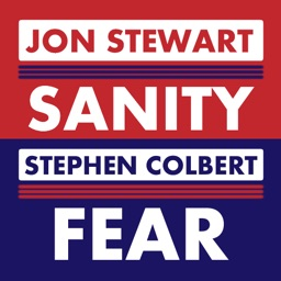 Stewart v Colbert: Vote Fear or Sanity
