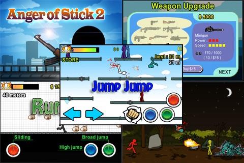 AngerOfStick2: Free screenshot-4