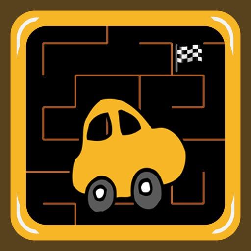 Car Race Maze