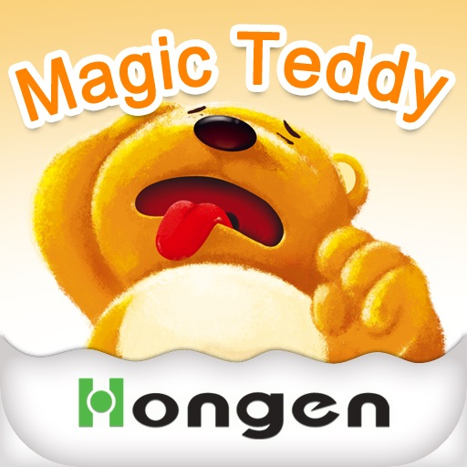 Magic Teddy English for Kids -- It's Too Hot
