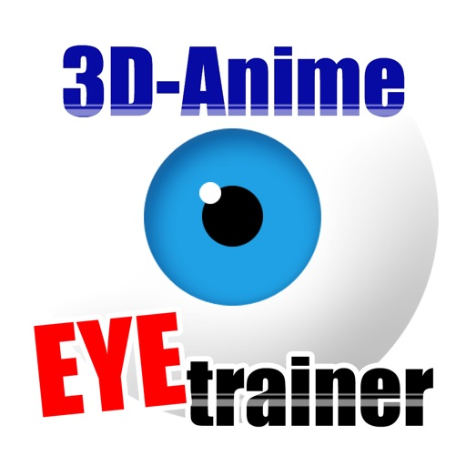 3D-Anime EYE trainer HD icon