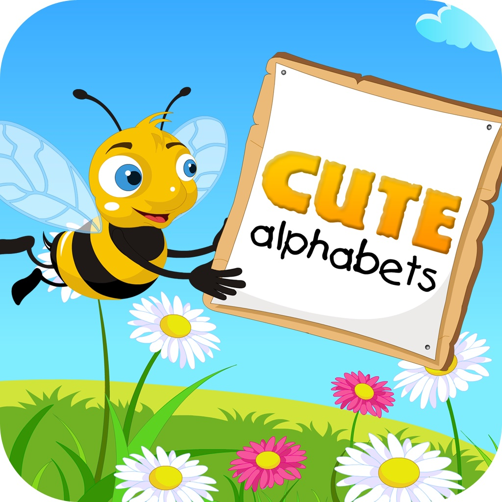 Cute Alphabets For Kids