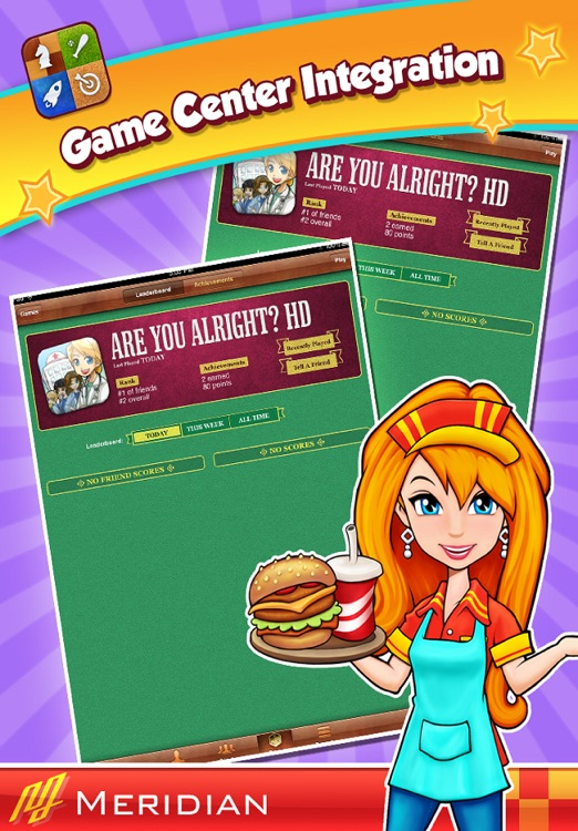 Amy's Burger Shop 2 screenshot-3