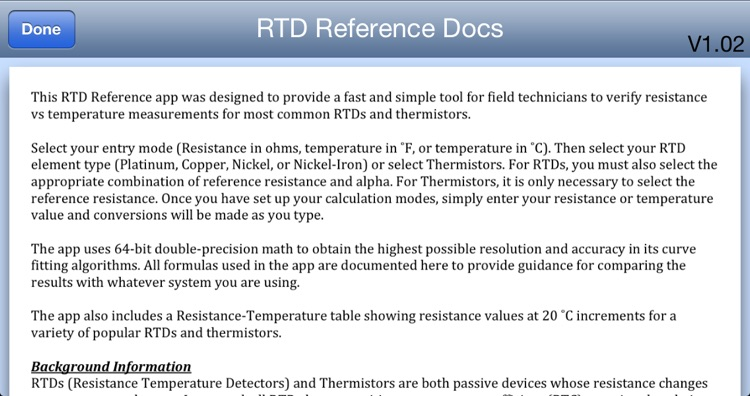 RTD Reference screenshot-4