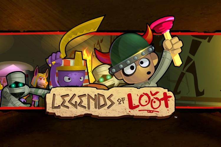 Legends of Loot screenshot-4