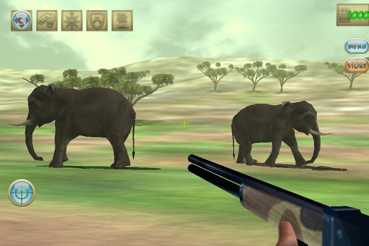 3D Hunting : African Outpost screenshot-4