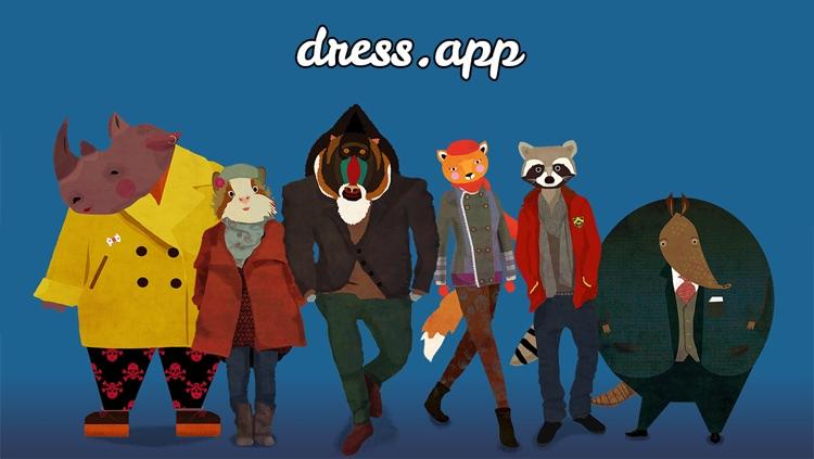 dress.app - weather forecast screenshot-4