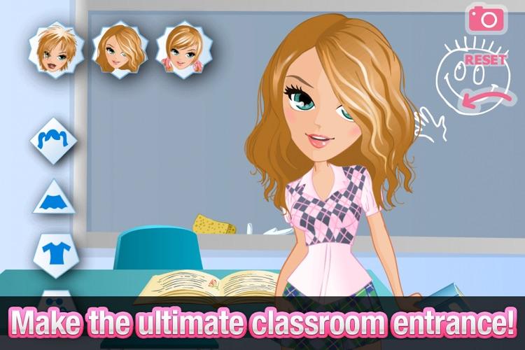 Dress Up! Back to School screenshot-4