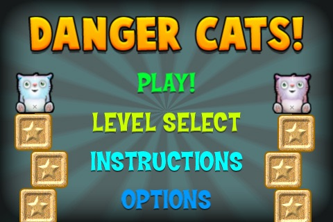 Danger Cats!