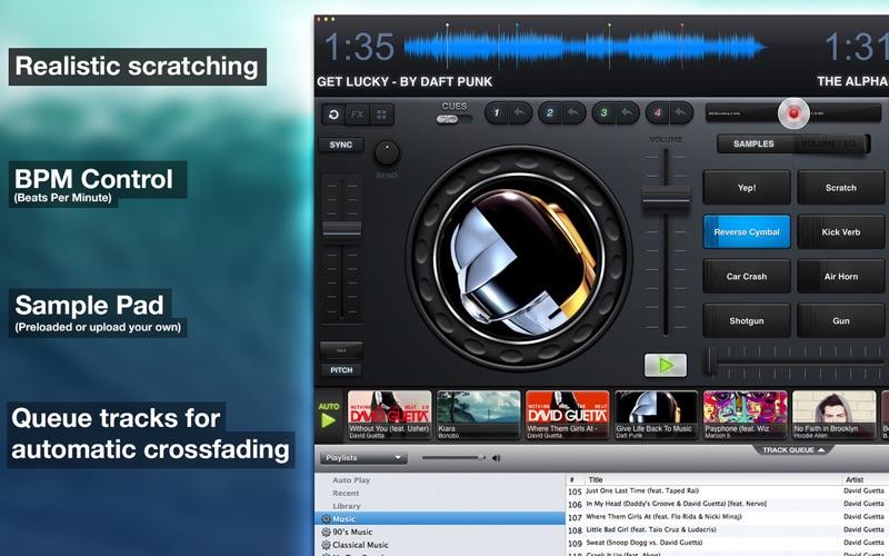 itDJ Screenshot