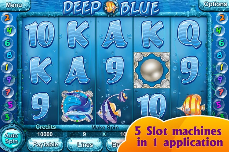 CASINO SLOTS HD screenshot-0