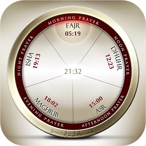 Salah Times & Compass