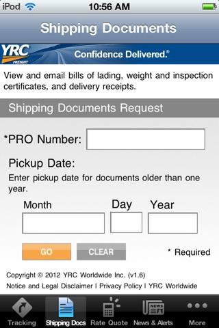 YRC Freight - AppRecs