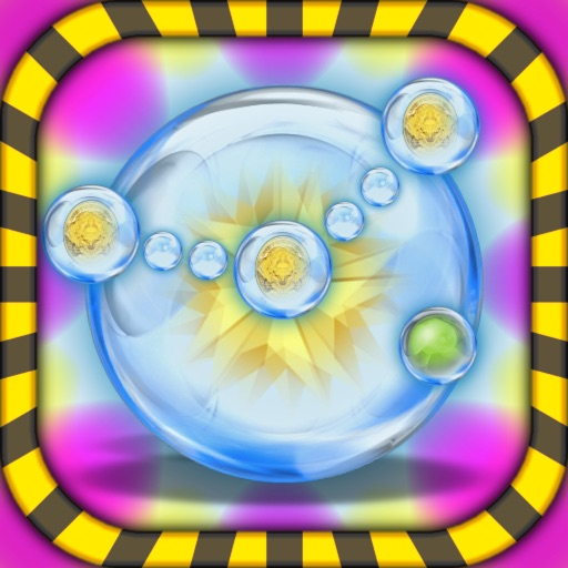 Bubble Coin Hunter HD Free - The Trouble Mania Safari Game Saga