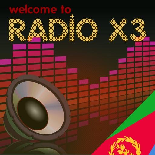 X3 Eritrea Radios - الراديو من إريتريا