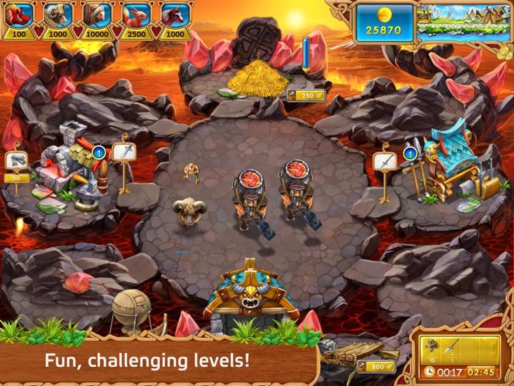 Farm Frenzy: Viking Heroes HD (Free) screenshot-3