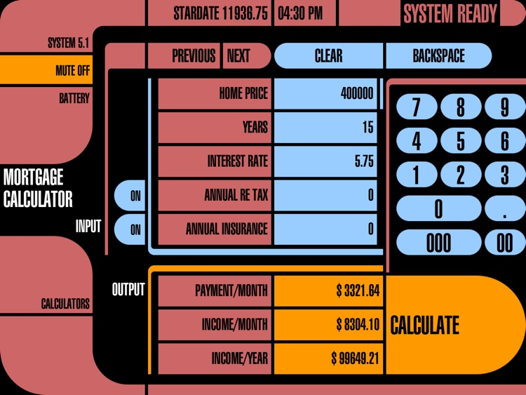 Calc Trek screenshot-3