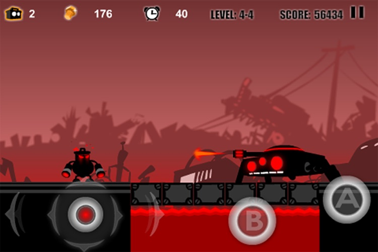 Robo Rush screenshot-4