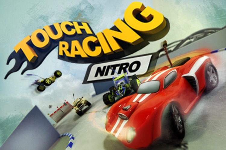 Touch Racing screenshot-0