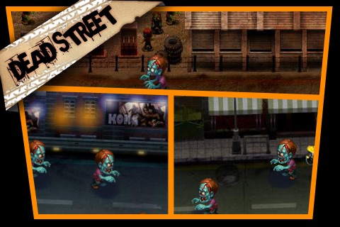 Dead Street Screenshot