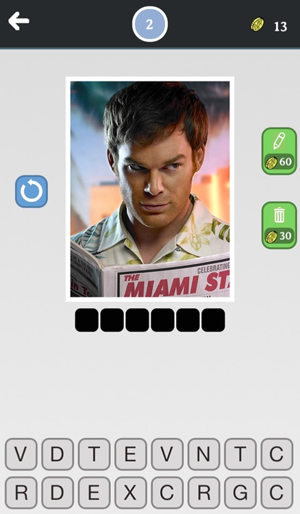 Serie Quiz - Guess the most popular and famous show tv with images in this word puzzle - Awesome and fun new trivia game!