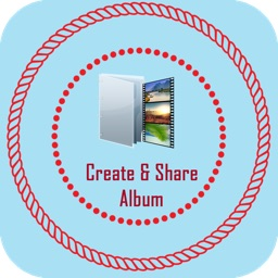 create and share albums