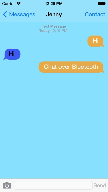 BT Chat with Friends Free
