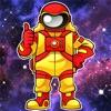 Super Astronaut Launch - Cool Planet Space Jump Arcade