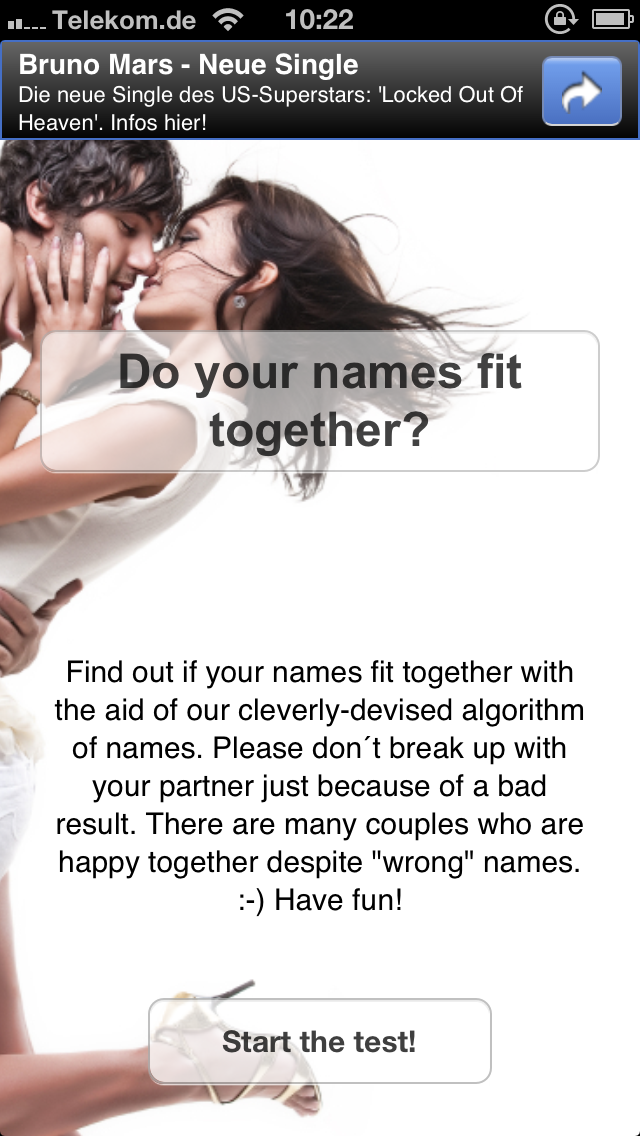 点击获取Do your names fit together?