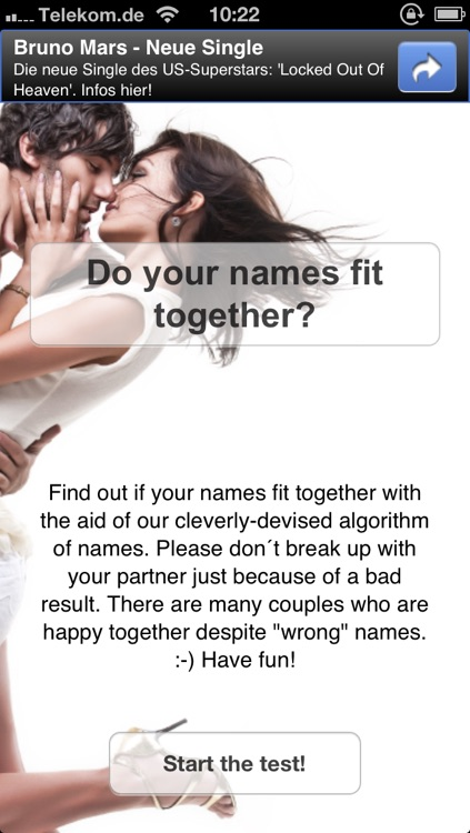 Do your names fit together?