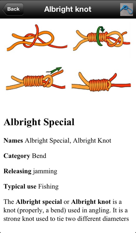 Knots Guide screenshot-1