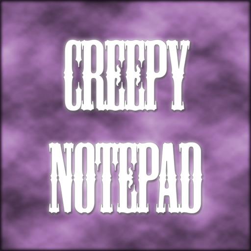 Creepy Notepad