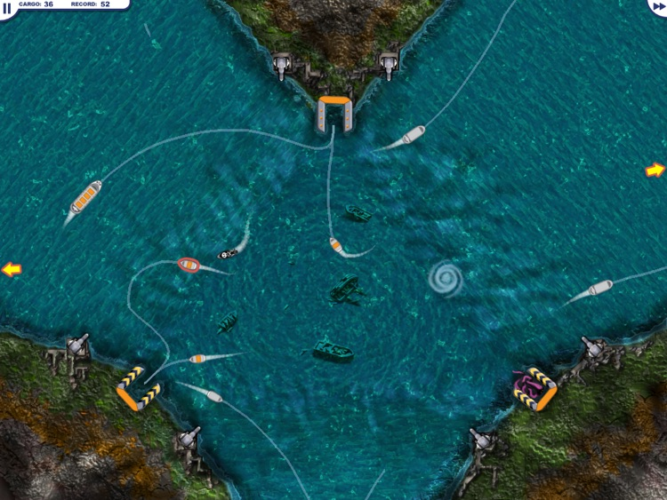 Harbor Master HD screenshot-3