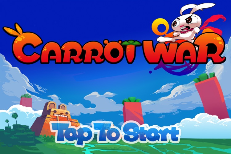Carrot War screenshot-4