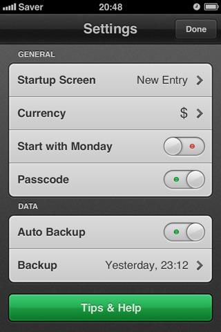 Saver ~ Control your Expenses Screenshot 5