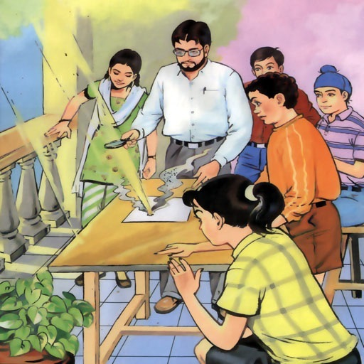 ANU CLUB PART 6 of 8 - Amar Chitra Katha Comics ( Tinkle Collection of a Fun Way to Learn Science )