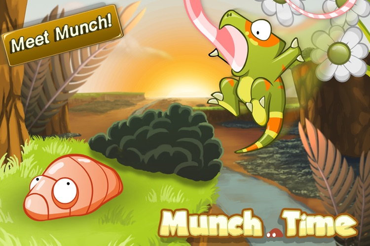 Munch Time