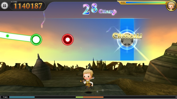 THEATRHYTHM FINAL FANTASY screenshot-3