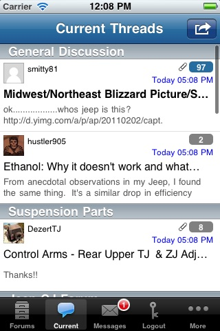 JeepForum.com - Jeep Discussions screenshot-2