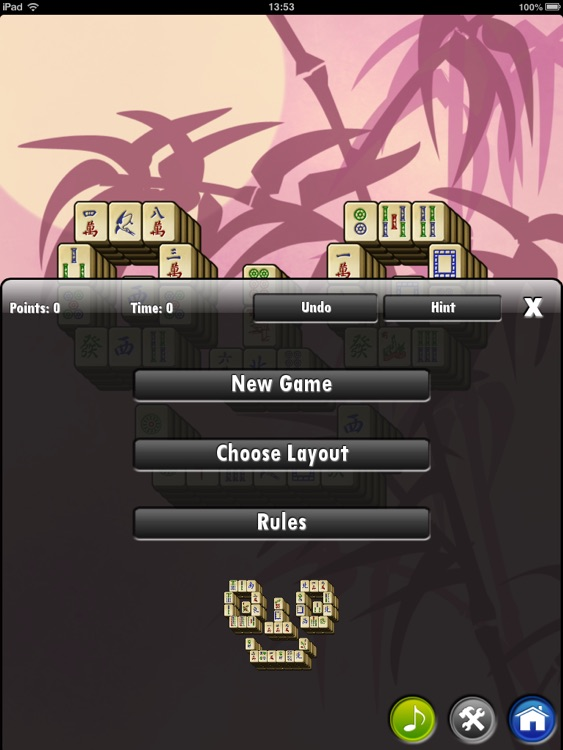 Mahjong HD FREE screenshot-4