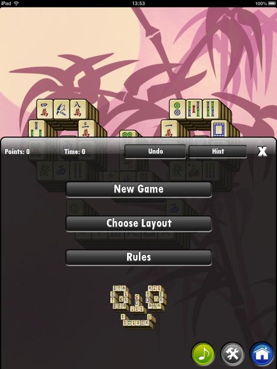 Mahjong HD FREE screenshot-4