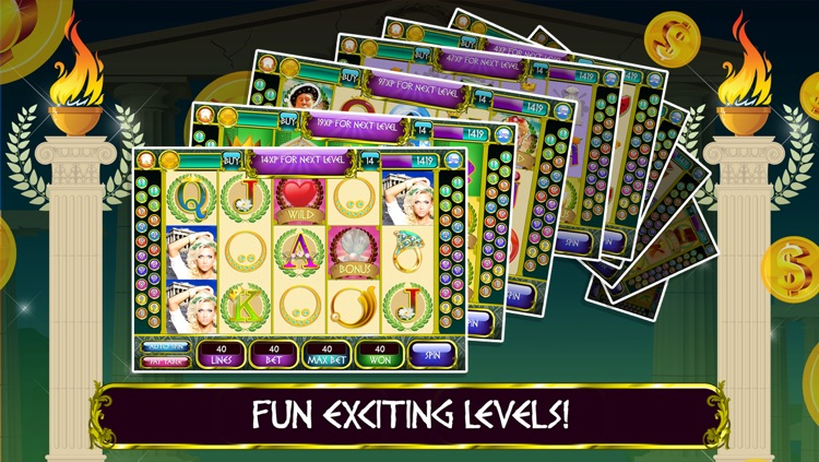Play Coins Of Olympus Slot Machine Free With No Download