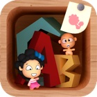 Chicoo's English Kindergarten - Learning ABC Letters for Kids icon