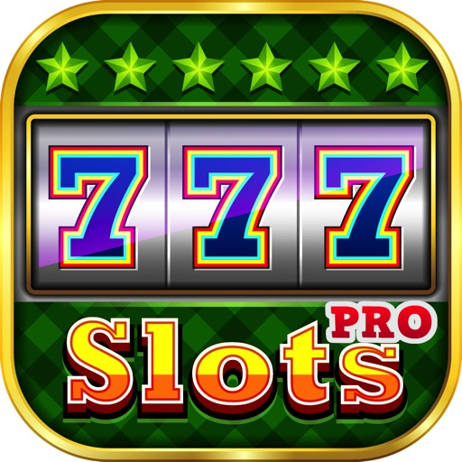Star 777 Classic Slot Machine Vegas PRO icon