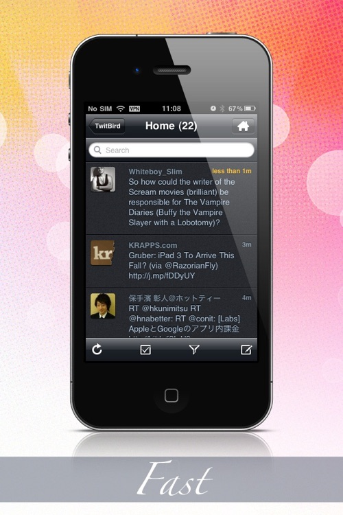 TwitBird Pro for Twitter screenshot-2