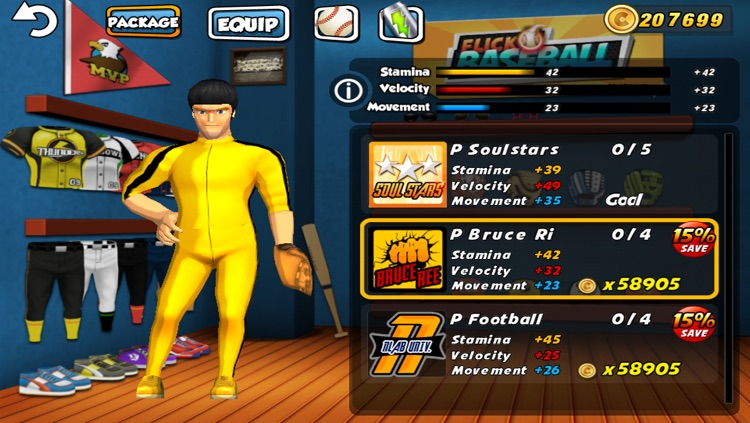 Flick baseball screenshot-2