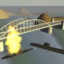 Subs vs Ships 3D : Land, Sea and Air